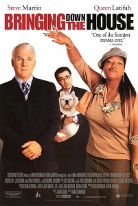 Bringing Down the House - Steve Martin - Queen Latifah - Betty White - Eugene Levy