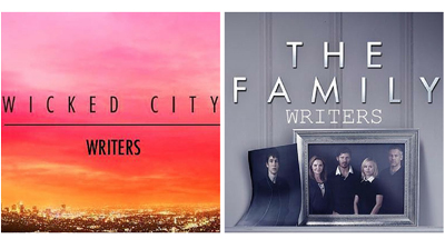 The Famiy and Wicked City Writers Rooms