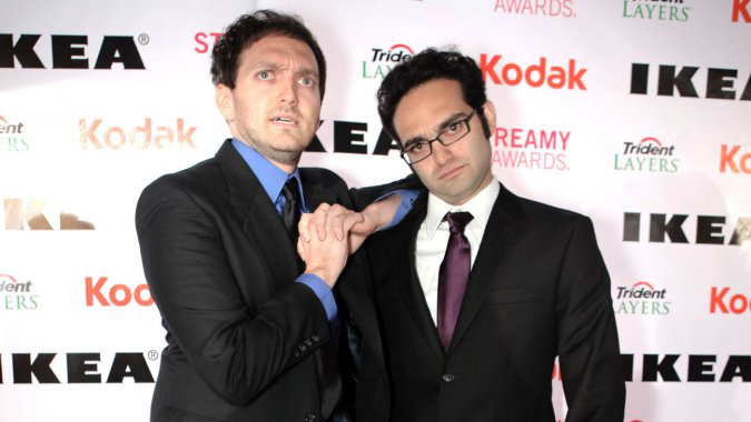 The Fine Bros and Mandeville Films