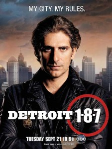 Detroit 1-8-7 and Michael Imperioli and James McDaniel and Aisha Hinds and ABC