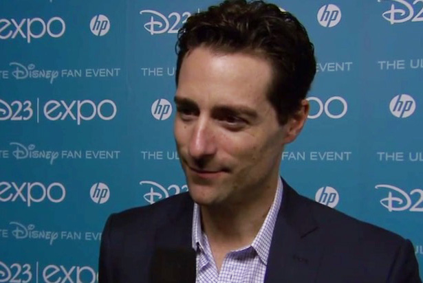 Todd Lieberman reveals the Muppets at the Ultimate Disney Fan Event