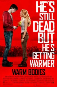 Warm Bodies and Nicholas Hoult and Teresa Palmer and Rob Corddry and Dave Franco and John Malkovich