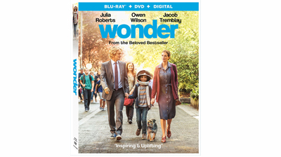 Wonder - NOW AVAILABLE ON BLU-RAY™, DVD, 4K ULTRA HD & DIGITAL